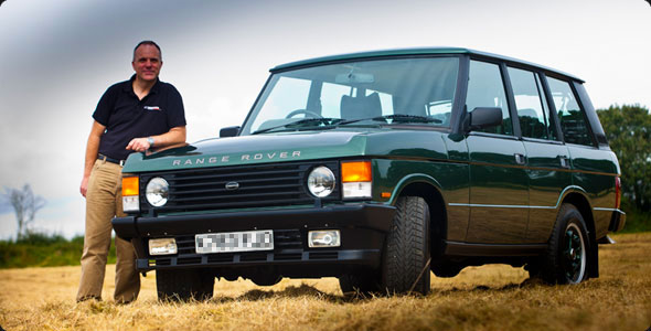 Rover Peterborough