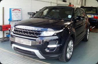 Range Rover Service